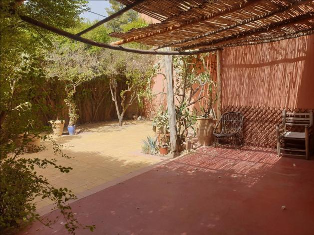 location une villa de 230m² située au cœur d'assif à proximité du bo