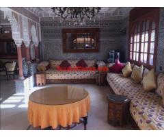 villa de luxe avec piscine au coeur de Mohammedia