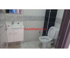 trés joli appartement de 58M auu centre de Sidi rahal