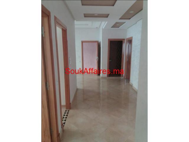 appartement de luxe 90M à Sidi rahal la plage
