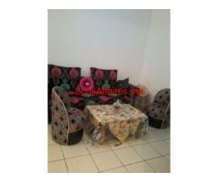 Appartement meublé pour familles