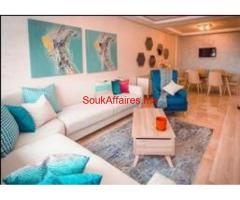 Appartement avec piscine à Mohammedia à 300dh