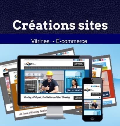 creation site web