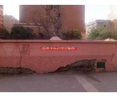 Terrain à vendre à Guéliz Marrakech  pour construction immeuble R+ 5