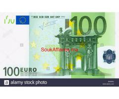 Dollar and Euro for Sell