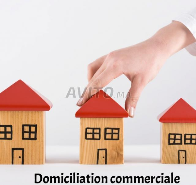 Domicilier Votre entreprise à partir de 120DH/TTC