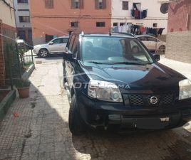 vente une voiture nissan-X TRAIL diesel occasion