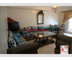 Alc62213 joli appartement meublé
