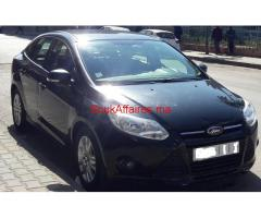 Ford Focus Berline 2013