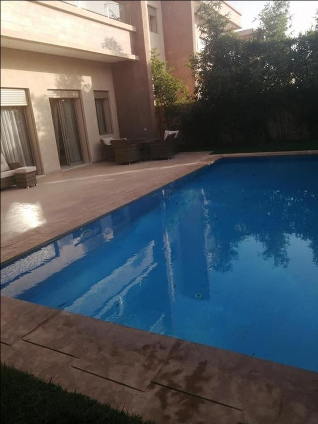 vente Villa de charme  500 M a Agdal