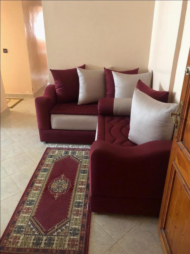 appartement meublé au Rés Yasmine Mohammedia