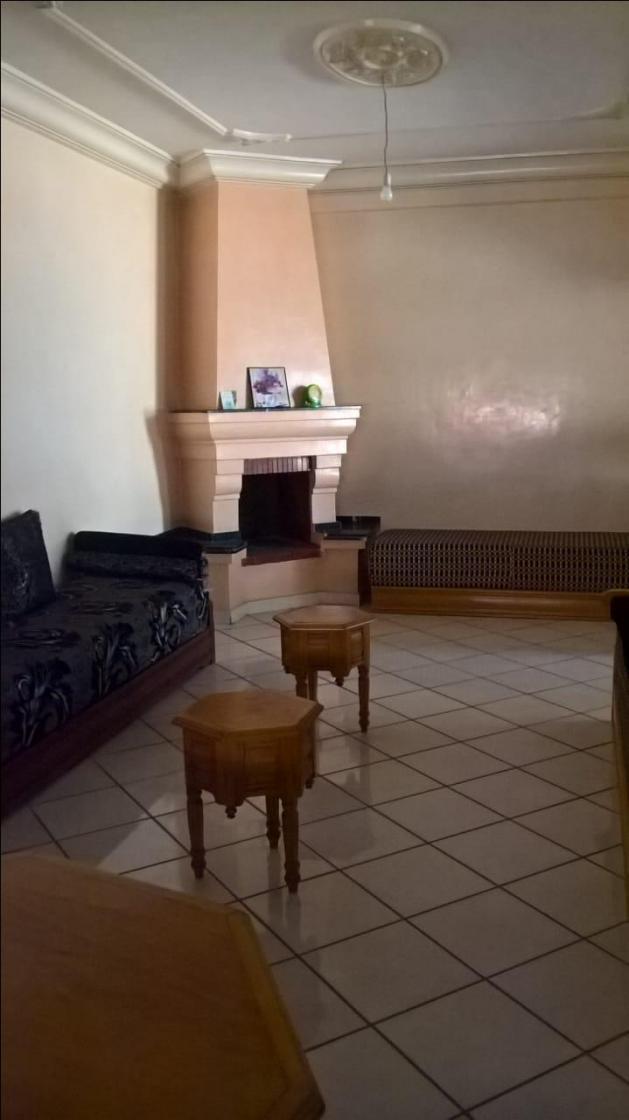 Appartement équipé a Sidi Rahal 350dh