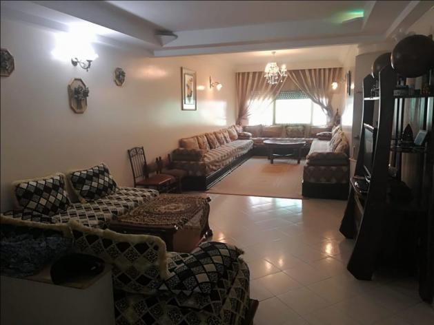 Appartement meublé à Rabat Agdal