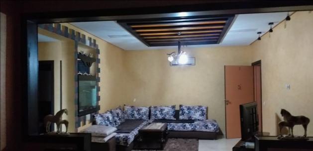 excellent appartement meublé au Parc Mohammedia