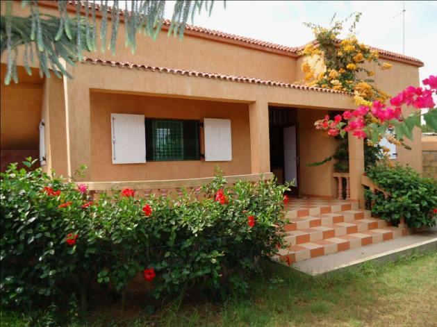 villa sur un terrain de 500 m2 a sidi rahhal