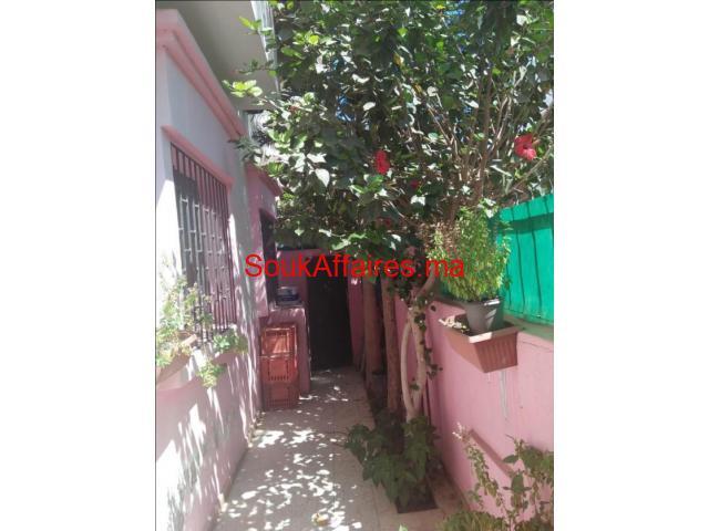 Maison à vendre  à TILILA  AGADIR