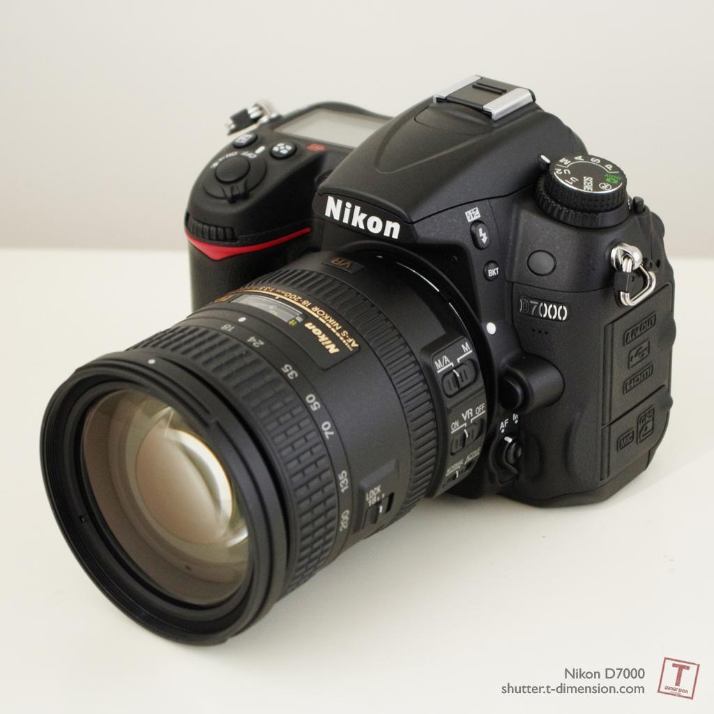 Nikon D7000 Appareil photo numérique