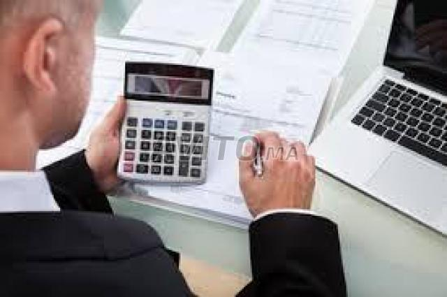 devenir comptable (par 500 DH / mois )