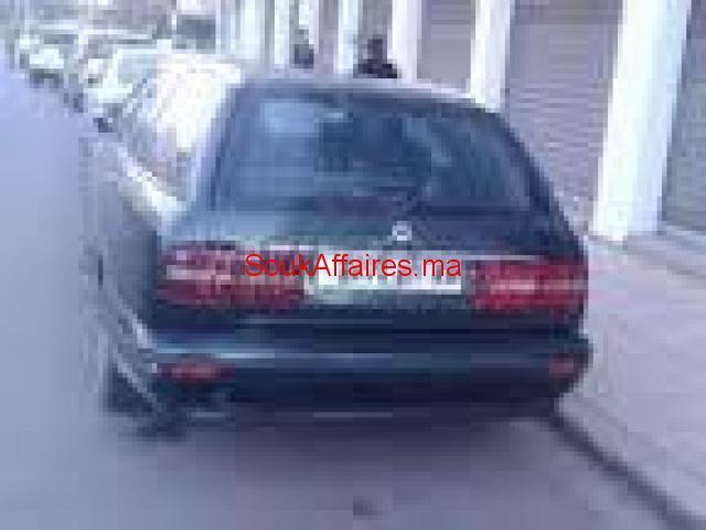 FIAT LANCIA FAMILIALE 1997 DIESEL TTE OPTION RABAT