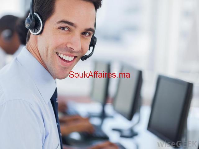 Offre:travail pour ceux qui maîtrisent la langue française