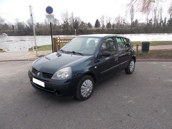 Renault Clio Berline, GPL ou GNL