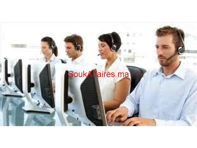 Centre D'appel Francophone/Arabphone
