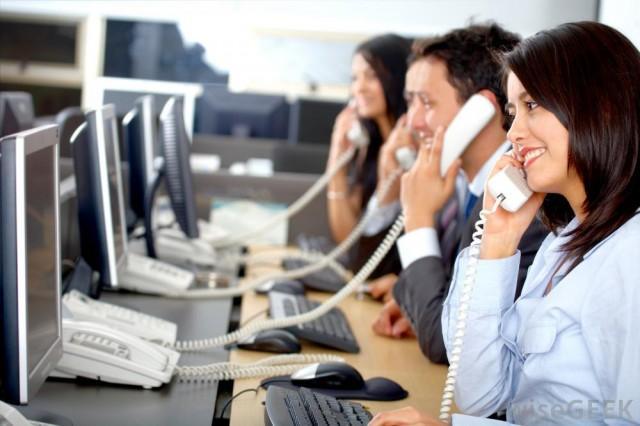 مركزنا للاتصال بالعربية في حاجة لموظفين