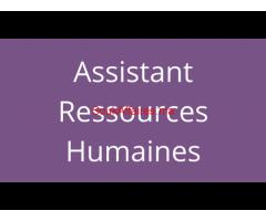 Assistant RH HF