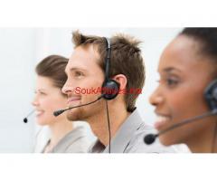 Téléconseiller Francophone