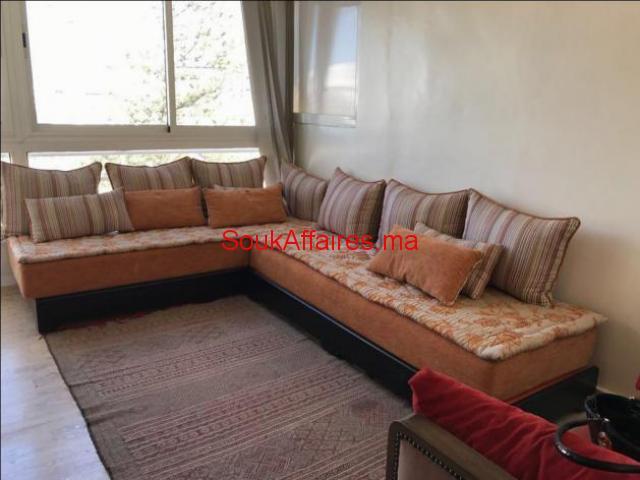 Appartement de 70 m² à Maârif