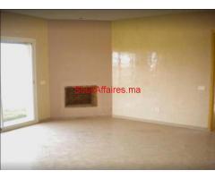 Appartement 59m et 22m terasse à Sidi Rahal