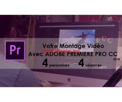 Formation Adobe Premiere Pro CC 2018
