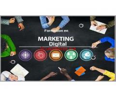 Marketing digital (Webmarketing) Formation